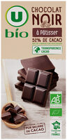 Chocolat patissier Bio - Product - fr