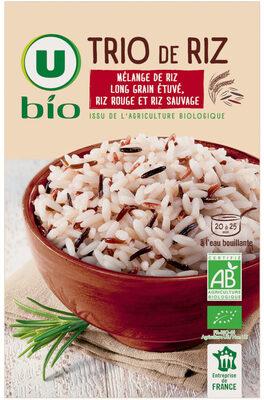 Trio de riz - Product - fr