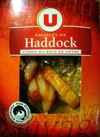 Emincés de Haddock fumés au bois de hêtre - Product