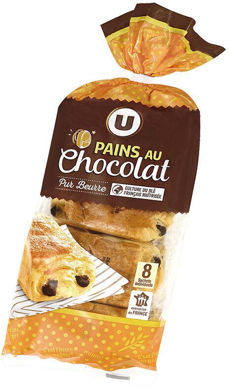 Pains au chocolat pur beurre - Product