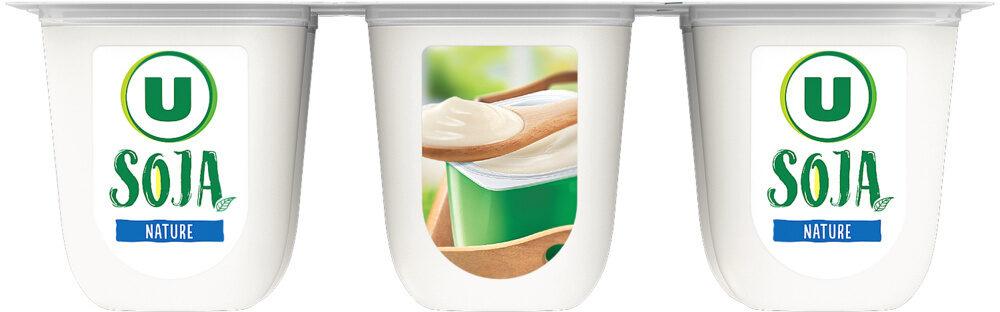 Spécialité fermentée au soja nature - Product - fr