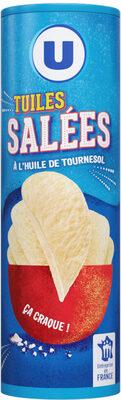 Tuile goût salé - Product - fr