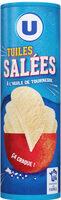 Tuile goût salé - Prodotto - fr