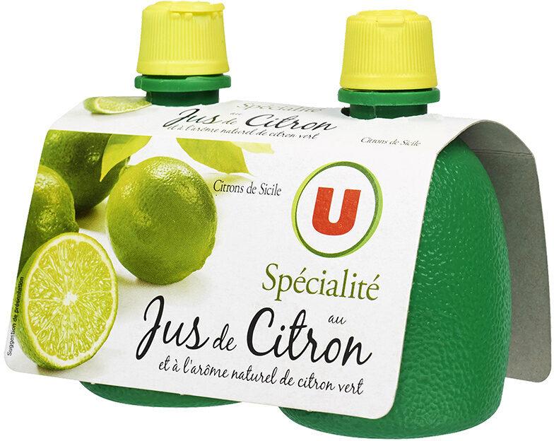 Jus de citron vert - Produit - fr