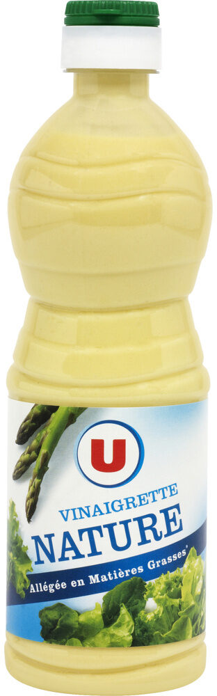 Vinaigrette nature en matières grasses - Produit - fr