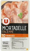 Mortadelle Italienne - Produit - fr