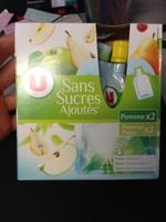 Compote de pomme et poire - Product