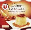Crème caramel - Prodotto