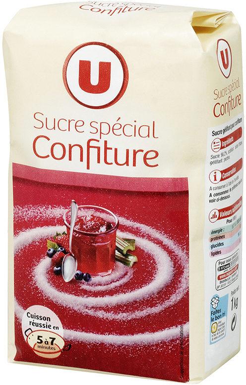 Sucre spécial confiture - Product