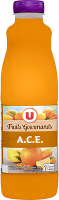 "Jus ACE ""fruits gourmands"" - Product - fr"