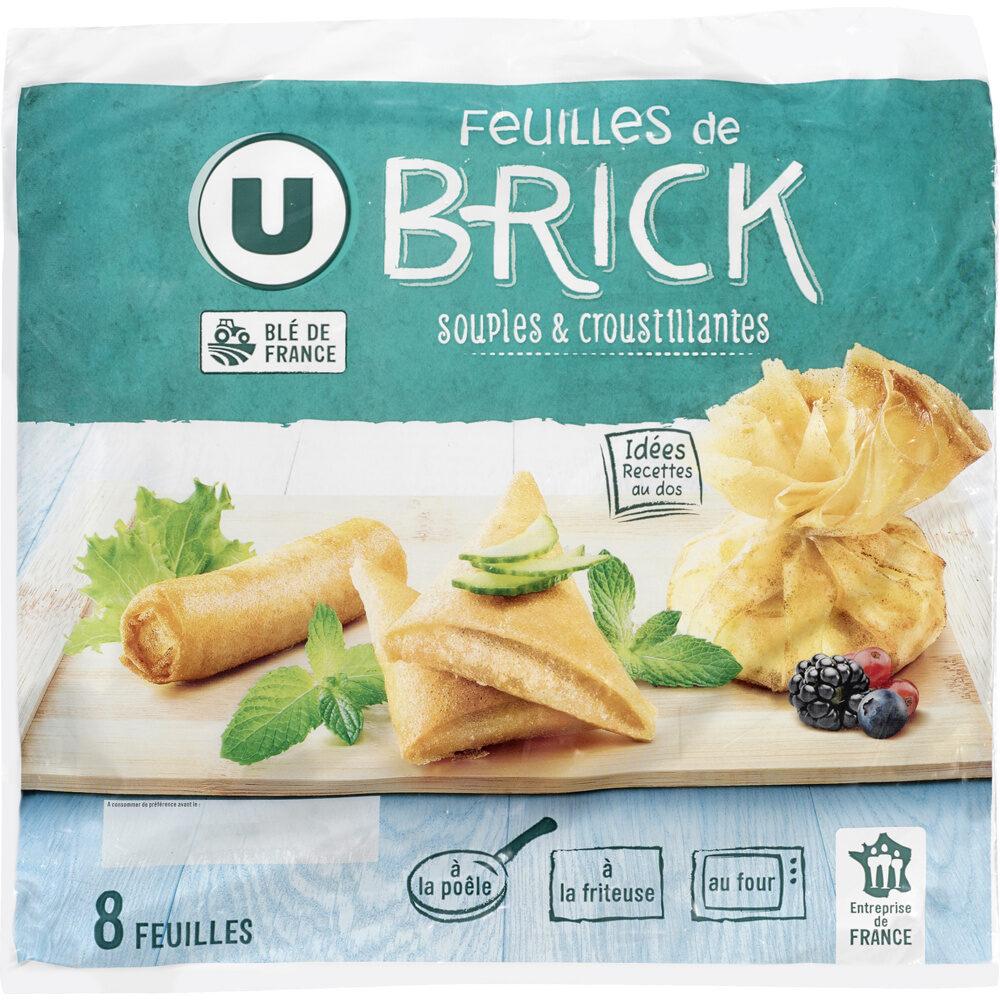 Feuilles de brick - Produit - fr