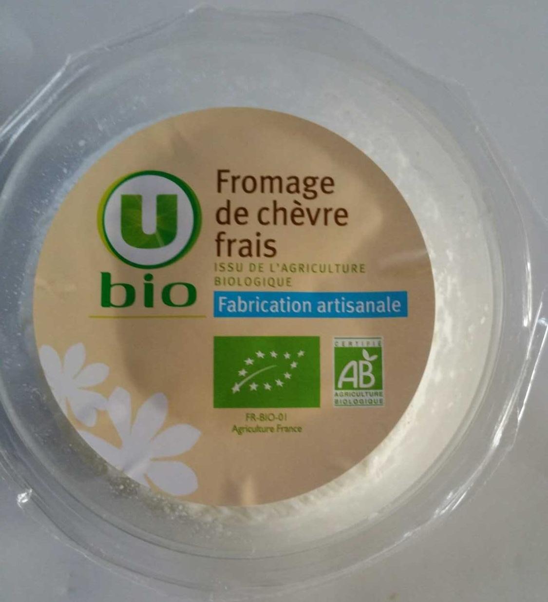 Fromage de ch vre frais bio u 150 gr - Quantite de fromage par personne ...