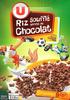 Riz Soufflé Enrobé de Chocolat - Produit