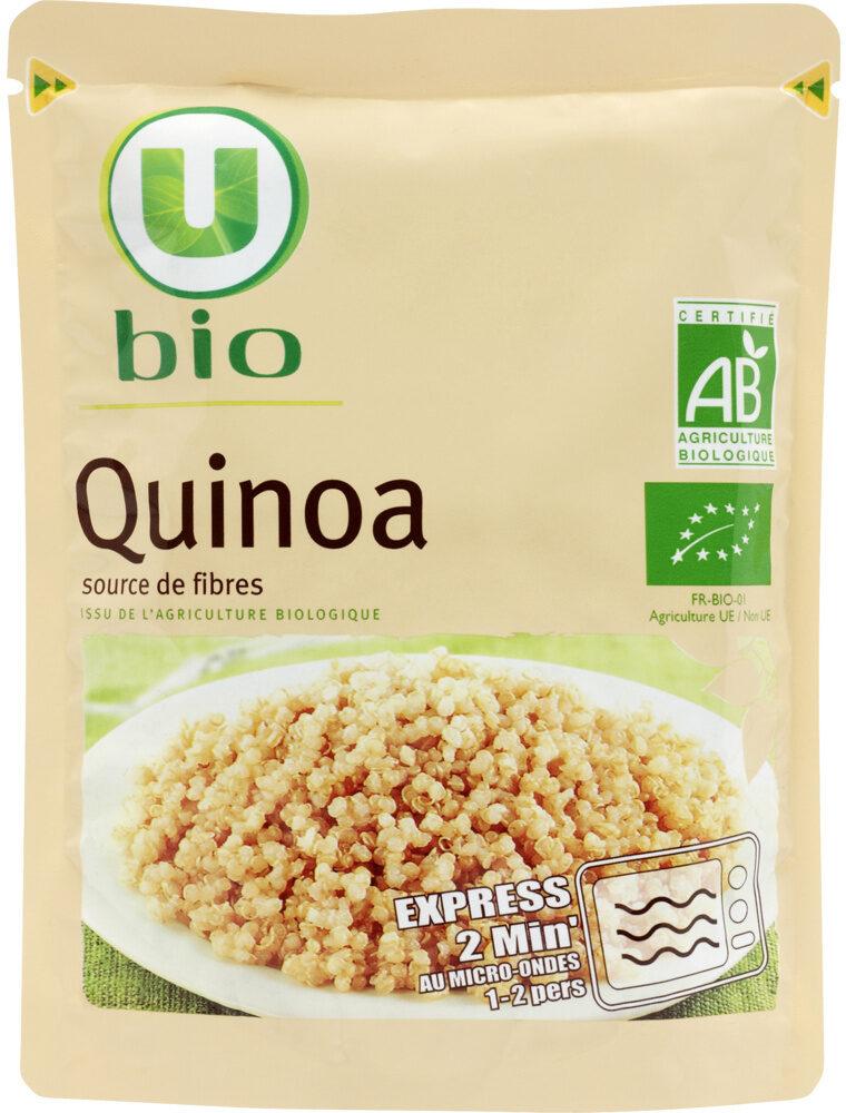 Quinoa nature - Product - fr