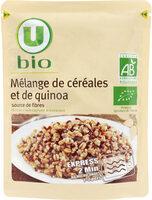 Blé, riz et quinoa - Produit - fr