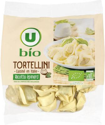 Tortellini ricotta épinard Bio - Produit - fr