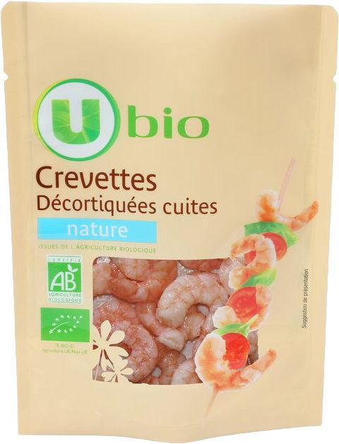 Crevettes cuites et décortiquées - Product - fr