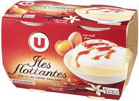 Ile Flottante + sachet caramel - Product