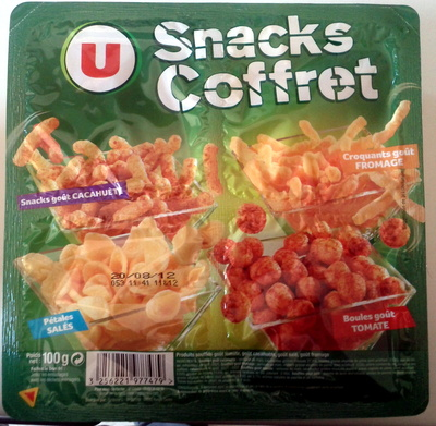Snacks Coffret - Product