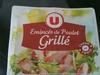 Émincés de poulet grillé - Produit