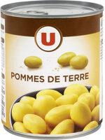Pommes de terre entières - Produit - fr