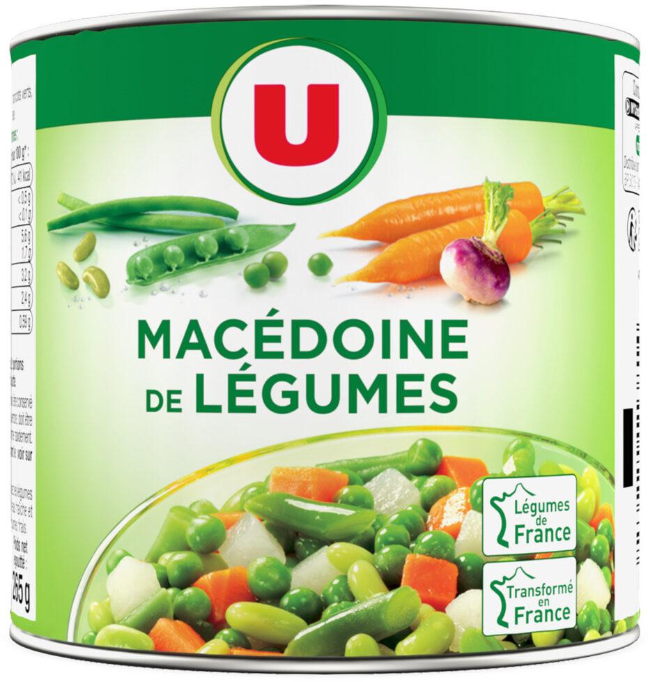 Macédoine de légumes - Prodotto - fr