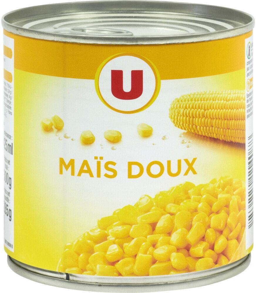 Maïs doux en grains - Product - fr