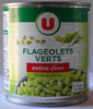 Flageolets Vert, extra-fins - Product