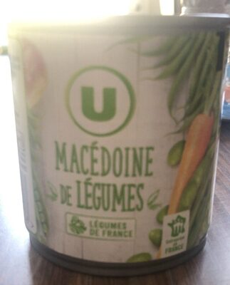 Macedoine de legume - Produit - fr