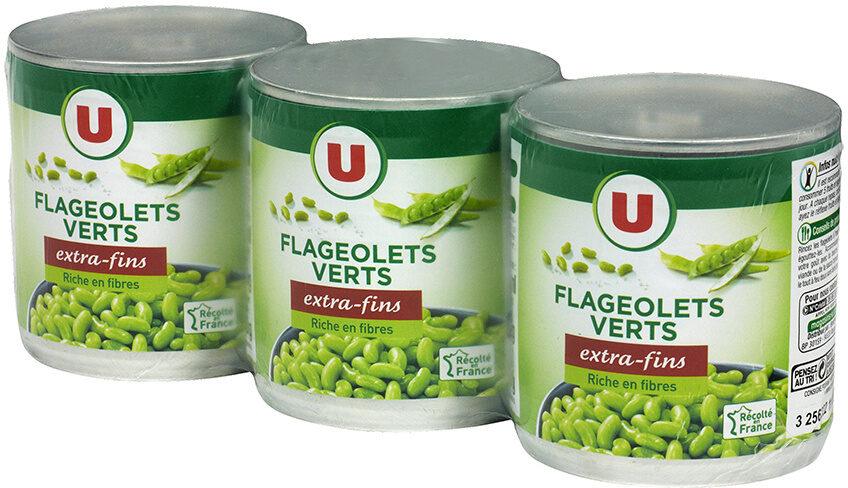 Flageolets extra-fins - Produit