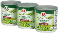 Flageolets extra-fins - Product