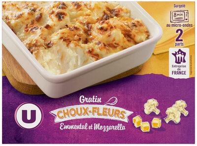 Gratin de choux fleurs - Produit - fr