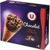 Cônes chocolat - Produit