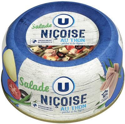 Salade Niçoise au Thon - Produit