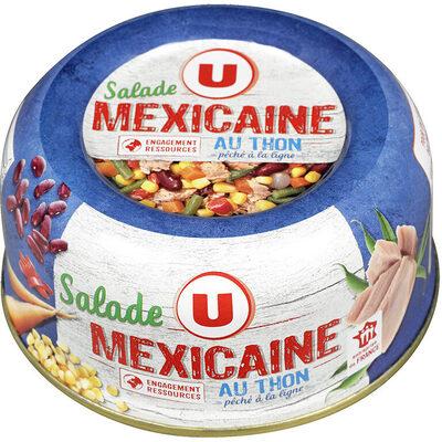 Salade mexicaine au thon - Produit - fr