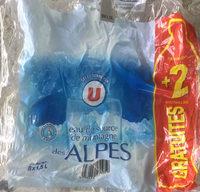 Eau de source de montagne des Alpes - Product - fr