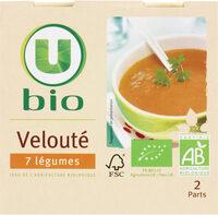Velouté 7 légumes - Product - fr