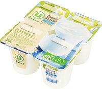 Yaourt brassé nature au lait entier nature - Produit