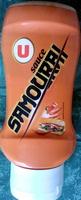 Sauce Samourai - Product - fr