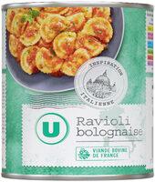 Ravioli à la bolognaise - Product