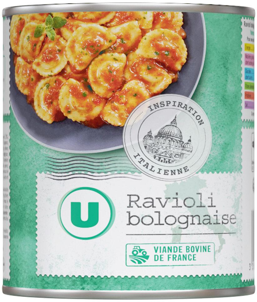 Ravioli à la bolognaise - Produit - fr