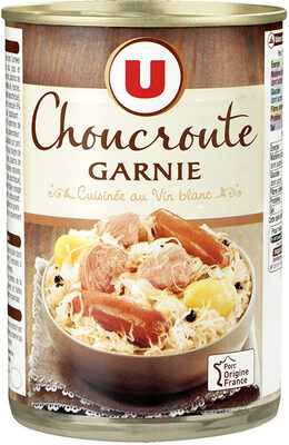 Choucroute garnie - Product