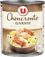Choucroute garnie - Product - fr