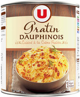 Gratin Dauphinois - Produit - fr