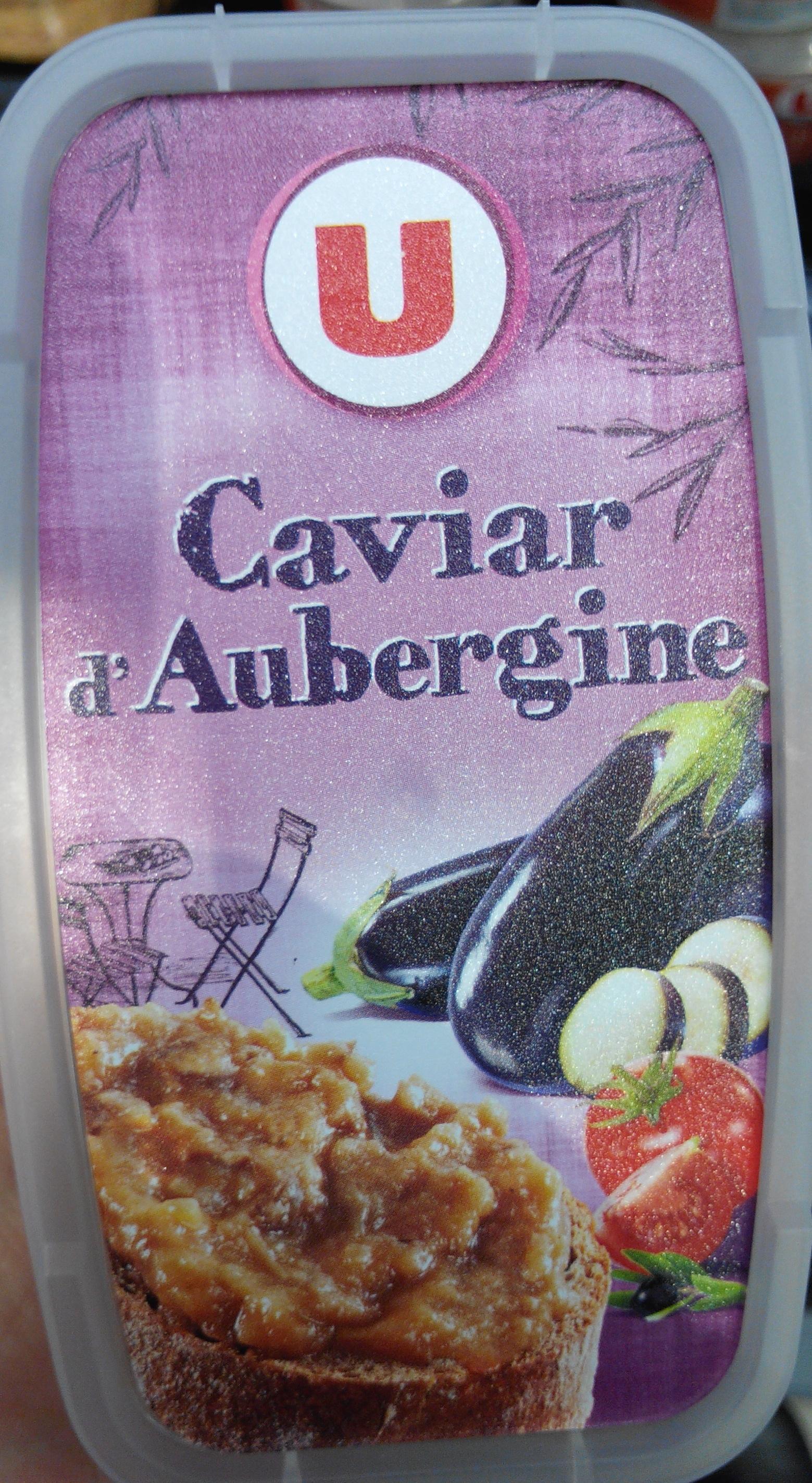 Caviar d'Aubergine - Produit - fr