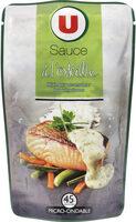 Sauce liquide à l'oseille - Product - fr