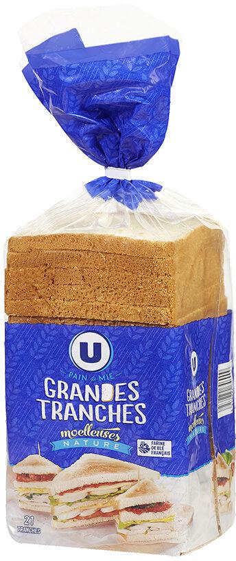 Pain de mie sandwich nature - Product