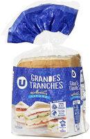 Pain de mie sandwich nature - Produit