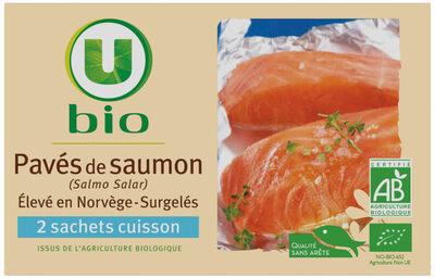 Pavé de saumon Norvège - Produit - fr