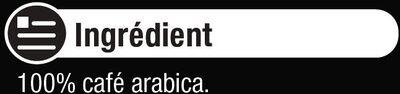 Café soluble espresso - Ingredients - fr